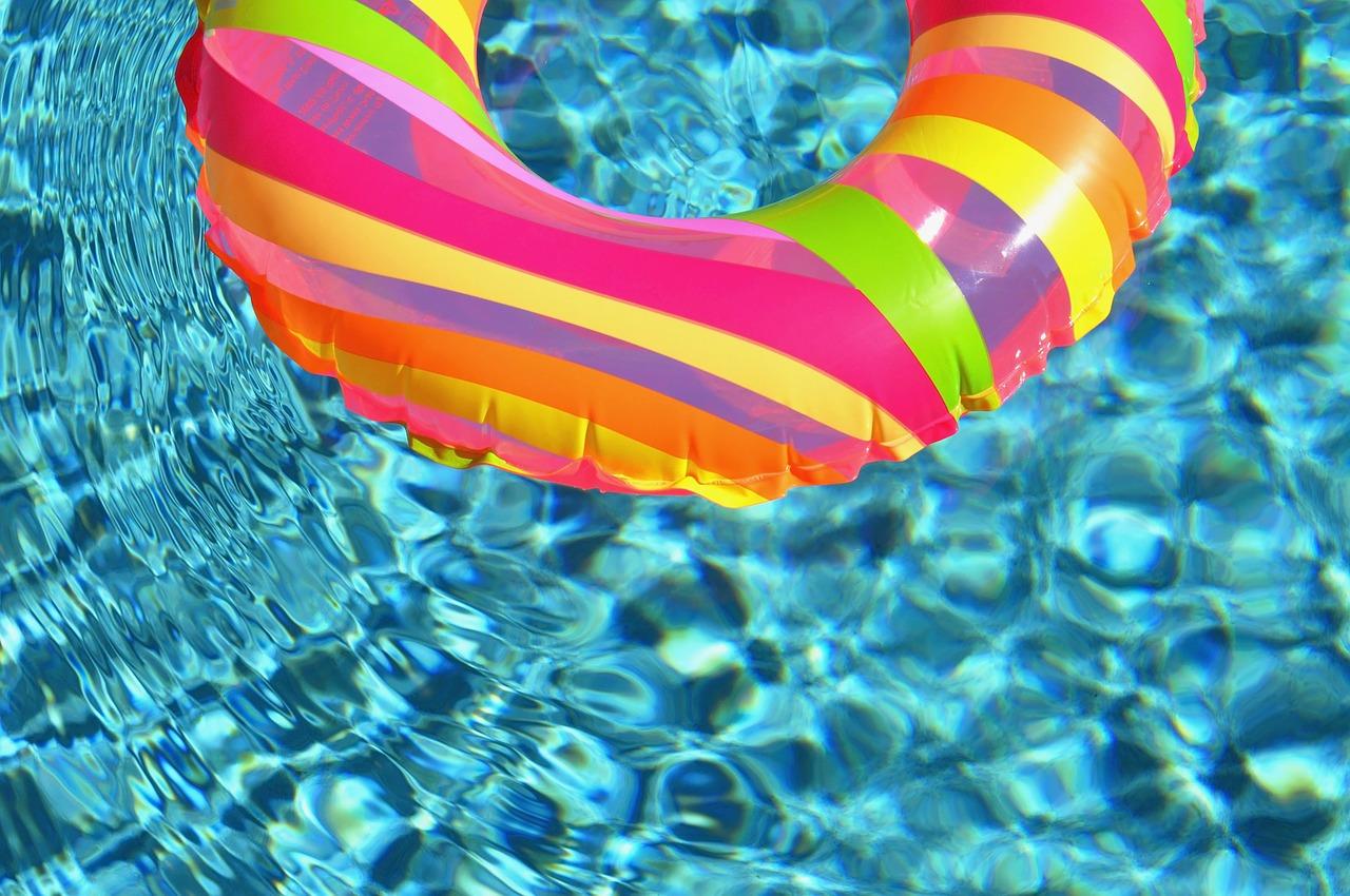 bazén s kruhem