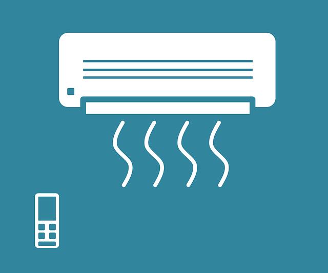 ovladač ke klimatizaci