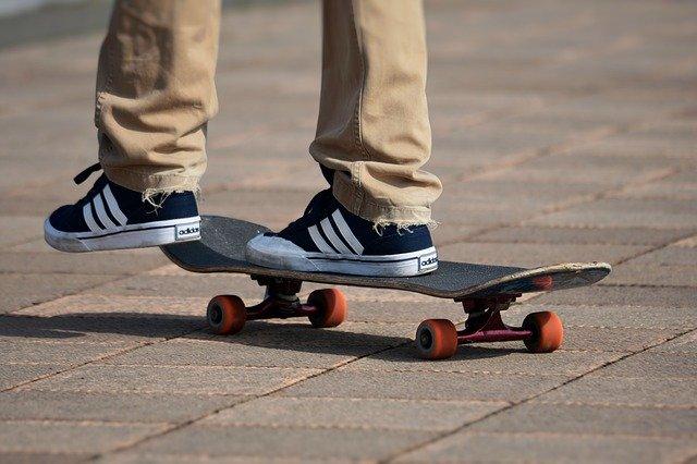 Skateboard deska